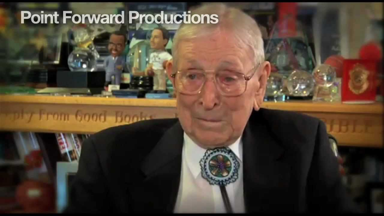 John Wooden s Last Interview with Marques Johnson