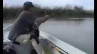 Huge Catfish Caught in Louisiana