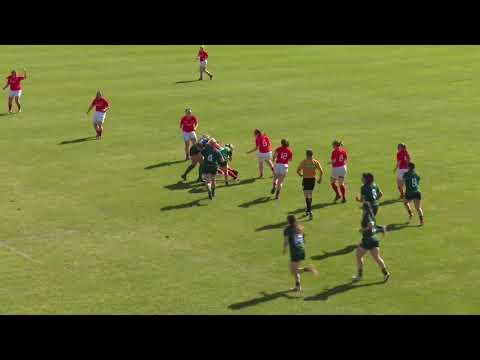 Connacht 20 Munster 17: IRFU Women's Interprovincial Championship