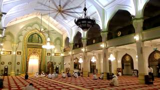 NASHEED INSIDE SULTAN MOSQUE IN SINGAPORE