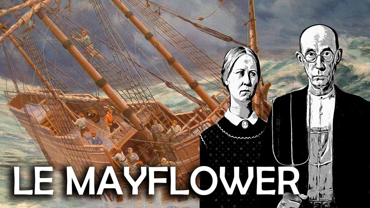 Download Le Mayflower et les Pères Pèlerins ⛴