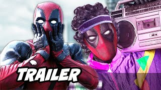 Deadpool trailer. pranks kanye west & snl. ryan reynolds snl petition funny moments, best superhero episodes and the flash ► http://bit.ly/...
