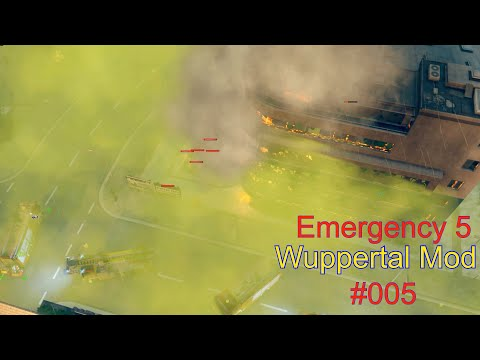 Radioaktiv - Let's Play Emergency 5 Wuppertal Mod #005 Stepcutgaming