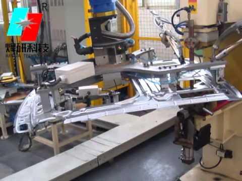 Automotive   Nuts   Welding Robot