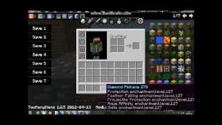 Minecraft Cheat Pack Mod