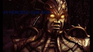 Kotal Kahn (Sun God) 45% Combo (Mortal Kombat X Combos) (Slow Motion)
