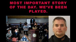 WE FINALLY GET THE TRUTH | MOST IMPORTANT STORY of the day  | capitol riots, Jan 6, Brian Sicknick