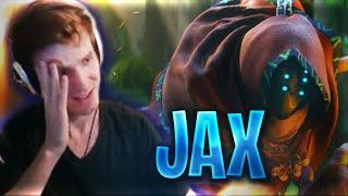 HASHINSHIN   HOW GΟOD IS JAX NOW?
