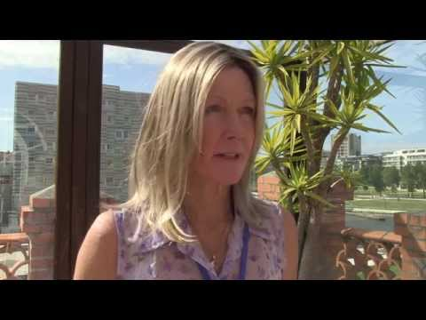 Bronwen Currie on deep-sea mining and the need for science–policy interface - DSBS 2015