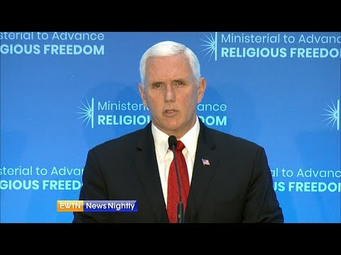 Vice President Pence Threatens Turkey Over Jailed American Pastor - ENN 2018-07-26