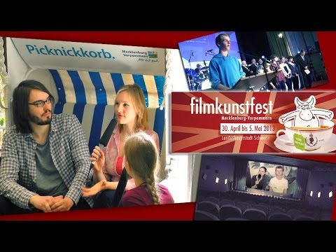 23. Filmkunstfest M-V in Schwerin