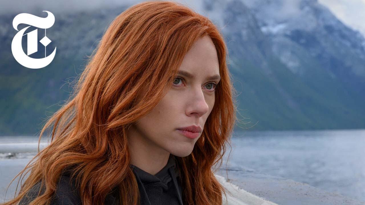 Download Watch Scarlett Johansson and Florence Pugh Spar in 'Black Widow' | Anatomy of a Scene