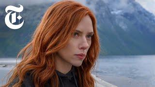 Watch Scarlett Johansson and Florence Pugh Spar in 'Black Widow' | Anatomy of a Scene