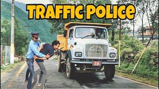 Nepal Traffic Police VS Driver | PSTHA