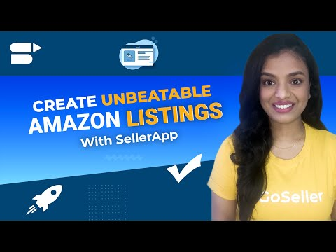 Amazon Listing Optimization - Create Unbeatable Listings This Prime Day With SellerApp