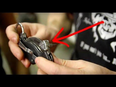 The Most Innovative New Karambit Design?!