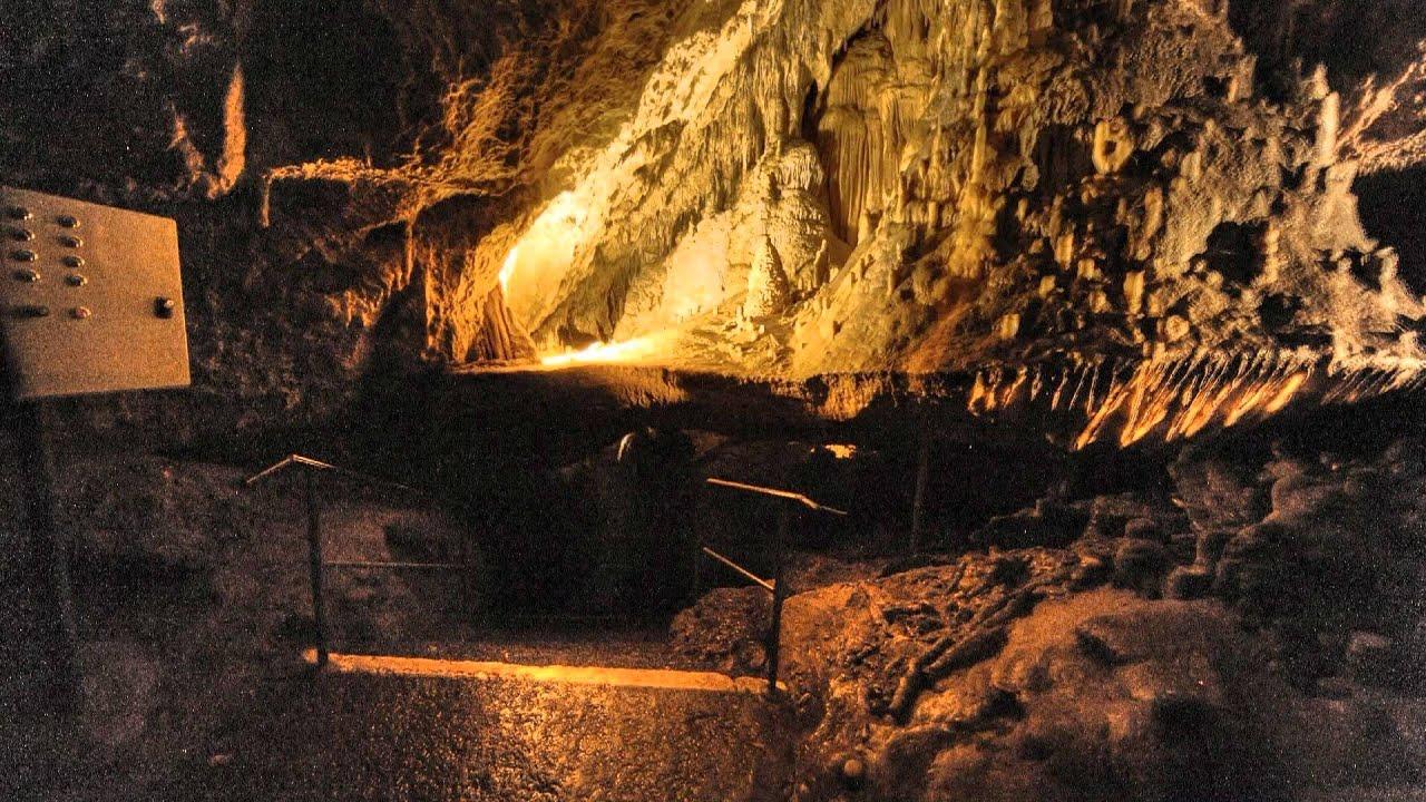 die grotten von han-sur-lesse