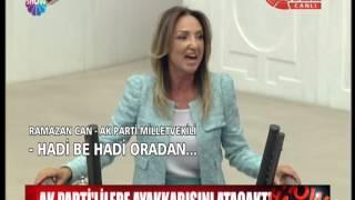 AK Parti'lilere ayakkabısını atacaktı