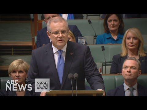 Budget 2016: Scott Morrison delivers the 2016/17 Federal budget