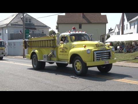 2015 Pen Argyl,Pa Fire Department Annual Labor Day Parade