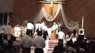 Hy Lễ Vượt Qua - Liên Ca Đoàn Thánh Linh Fountain Valley - Phục Sinh 2014