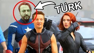 Download Video AVENGERS FİLMİNDE BİR TÜRK  Kaptan Rıfkı MP3 3GP MP4