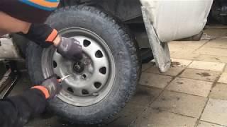 Škoda Felicia - Údržba a oprava zadní bubnové brzdy
