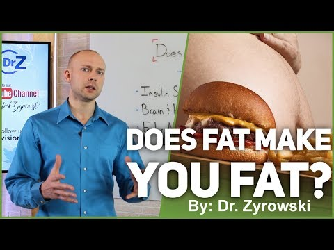 Why Eating Fat Is ACTUALLY Good For You! (Fat Is Necessary For Weight Loss) | Dr. Nick Z.
