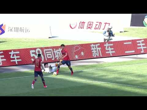 2018 CHA League one   Round 1   Shenzhen JiaZhaoye vs Heilongjiang Lava Spring