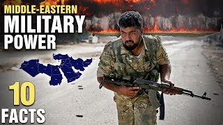 10 Strongest Military Forces In The Middle East