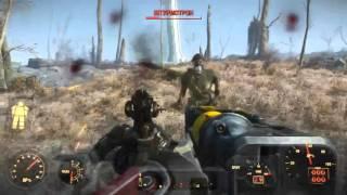 Fallout4, #Stream ver1.0, Ядерный блок, секретное место, *Победитель, №13