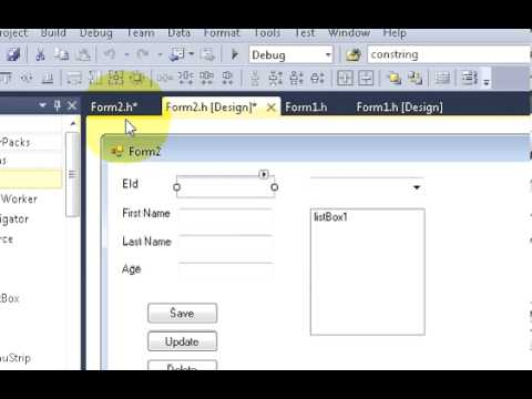 Full-Download] Visual-c-tutorial-21-windows-forms-application-decrypt ...