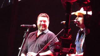 Chris Young & Brad Paisley I'm Still A Guy 9/22/18 Nashville Bridgestone Arena
