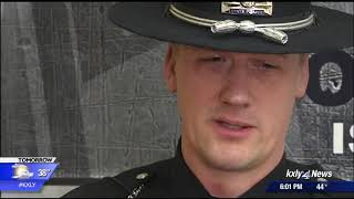 Doctors credit Idaho State Police with saving 2-year-old boy