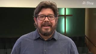 Diário de um Pastor com o Reverendo Davi Nogueira Guedes - Isaias 45:18 - 16/04/2021