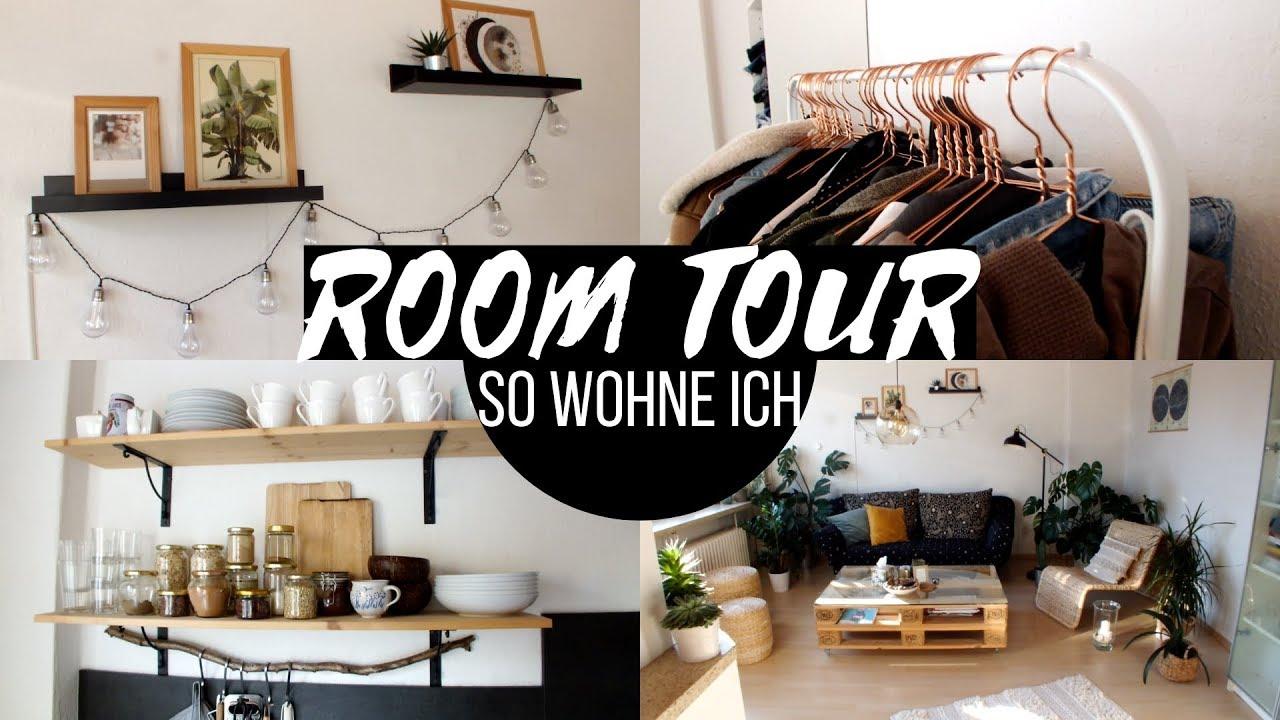 SO WOHNE ICH » Roomtour durch meine 3-Zimmer-Wohnung