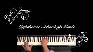 Instrumental Piano- Jesus Loves Me / By Ear Online Lessons