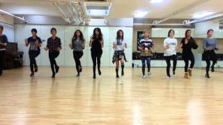 T-ARA Little Apple -韩国版小苹果排舞