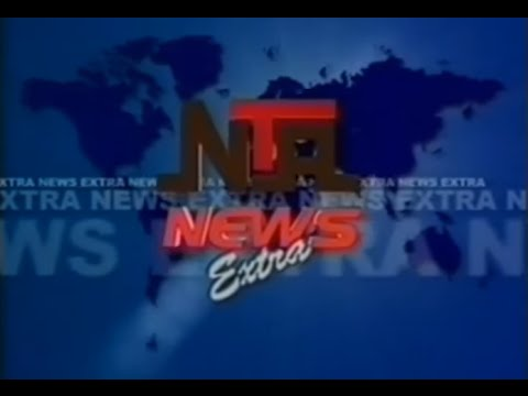 NTA News Extra at 9:00pm 27/4/2016