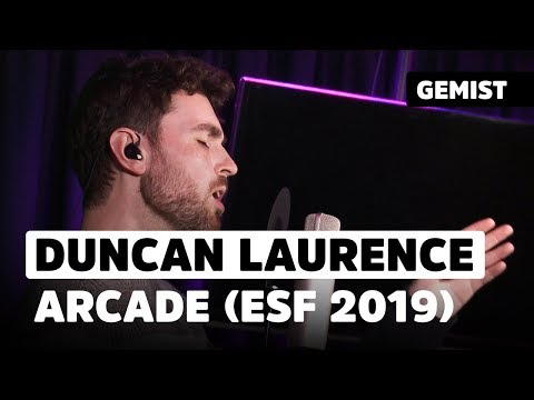 Duncan Laurence - Arcade (Eurovision 2019)   Live bij De 538 Ochtendshow met Frank