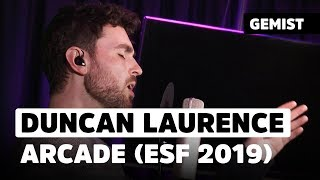 Duncan Laurence - Arcade (Eurovision 2019) | Live bij De 538 Ochtendshow met Frank thumbnail