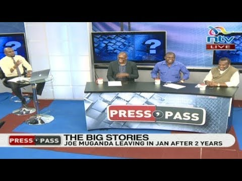 NMG CEO resignation, David Ndii arrest and  DCI goes after Larry Madowo - Press Pass