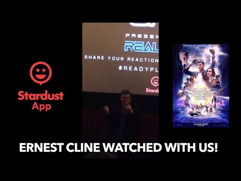 I got to go to a SNEAK PEEK SCREENING of READY PLAYER ONE! (Reaction & Review)