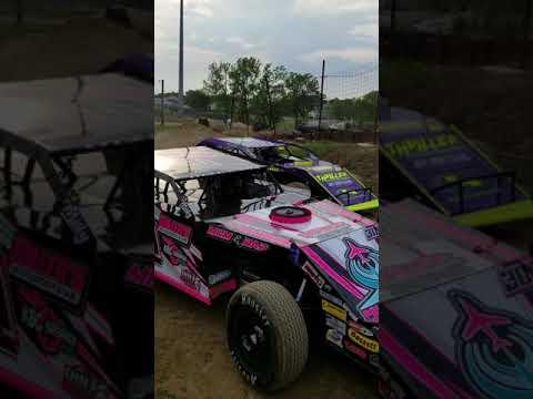 Charleston Speedway Trailer