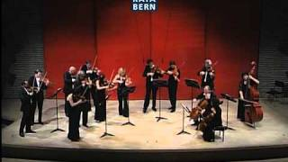 VERDI  String quartet 1/4 CAMERATA BERN
