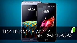 LG X CAM  Tips, Trucos Y Aplicaciones Recomendadas Para ANDROID HD