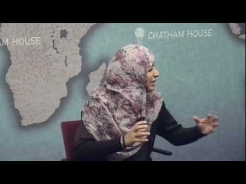 Tawakkol Karman: A Democratic Future for Yemen