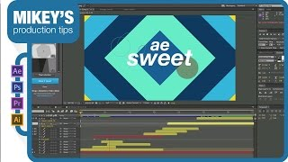 Sweet Giveaway: AE Sweets for after effects