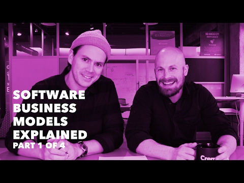 Software Business Models Explained