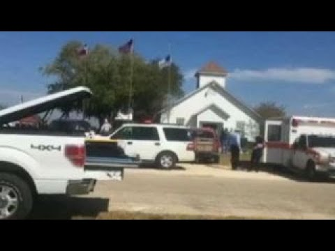 Officials: Texas church shooter identified as Devin Kelley